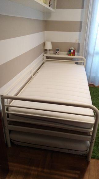 Cama articulada Ikea de segunda mano en la provincia de