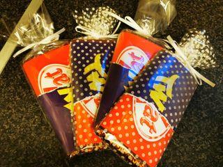 Novelty Chocolate bars