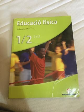 Editorial teide Educacion Física 1 ESO