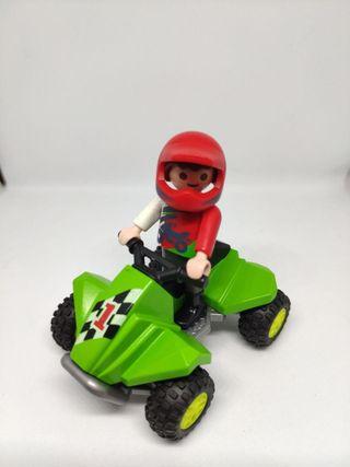 Playmobil 4919 Niño en Quad