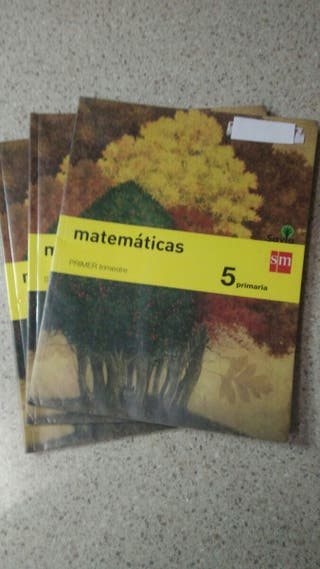 Matemáticas 5 Primaria Savia