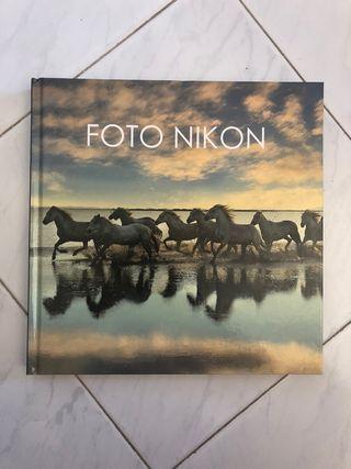 LIBRO FOTOGRAFÍA NIKON