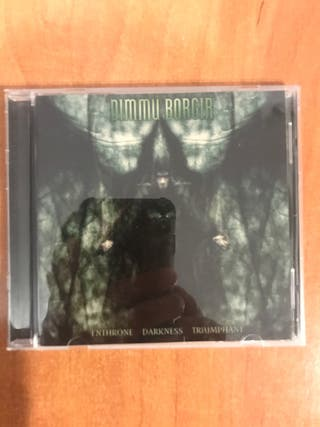 Cd metal Dimmu Borgir