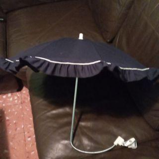 parasol para carro de niños.