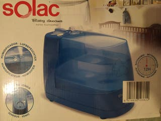 Humidificador solac baby dreams