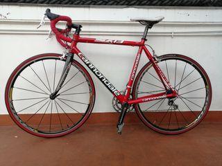 Bicicleta de carretera CANNONDALE SIX13 talla 54