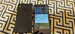 teléfono BQ Aquaris E4.5 despiece