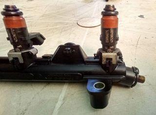 inyectores con rampa VOLKSWAGEN polo 1.4 gasolina
