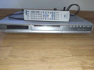 Grabador y reproductor de DVD JVC