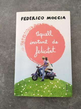 Libro Aquell instant de felicitat de F. Moccia