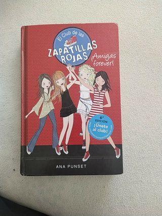 El club de las Zapatillas Rojas Amigas Forever