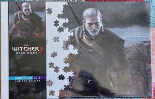 Puzzle de Witcher 3 Wild Hunt, ed. Gamescom 2013