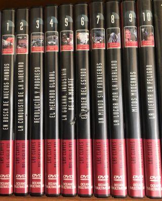 10 DVDs las claves del siglo XXI