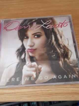CD Demi Lovato - Here we go again