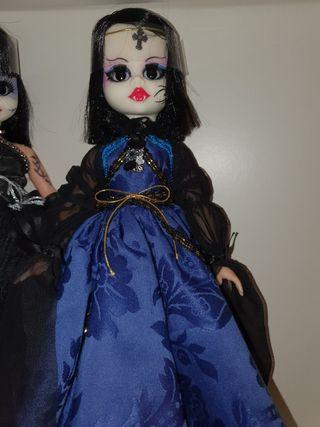 Muñeca gótica