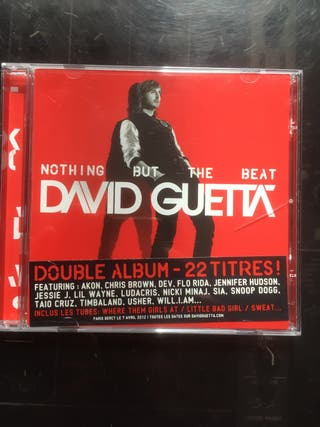 David Guetta - Nothing But The Beat CD