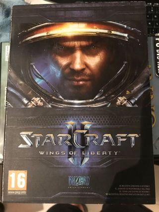 Starcraft 2 II wings of liberty