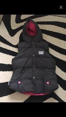 Superdry body-warmer coat