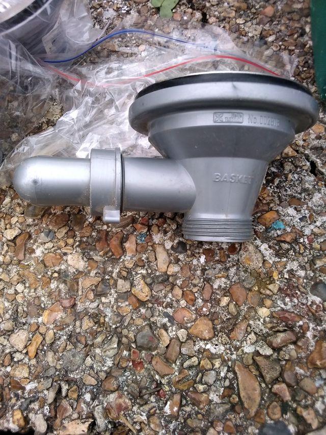 brand new plumbing fixtures