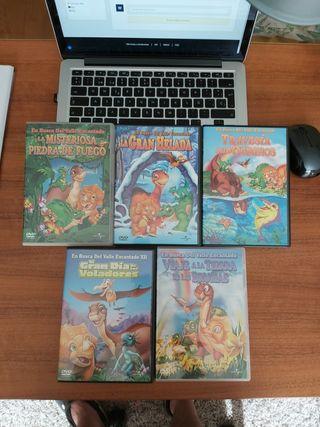 DVD En busca del valle encantado