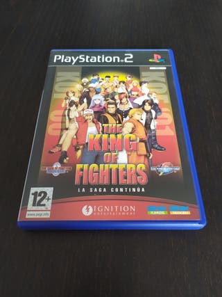 The King of Fighters 2000-2001 PS2