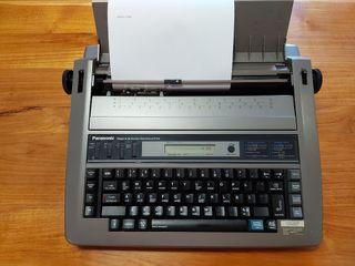 Máquina escribir electrónica Panasonic KX-R194