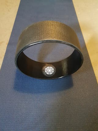 Yoga Wheel / Rueda de Ioga
