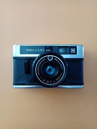 Cámara vintage Neckermann Brillant 500