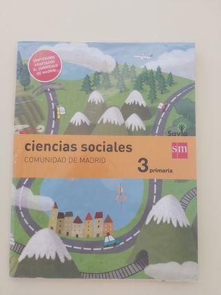 Ciencias Sociales 3 primaria SM Madrid