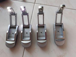 4 linternas chicas