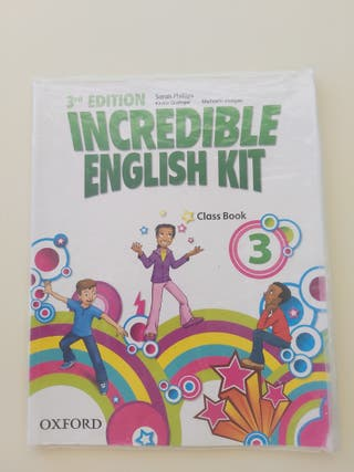 Incredible English Kit 3 Class book Oxford