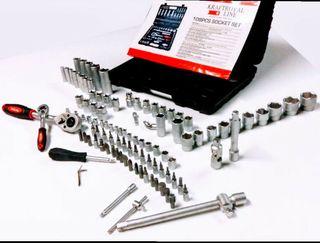 Maletín de herramientas 108 piezas