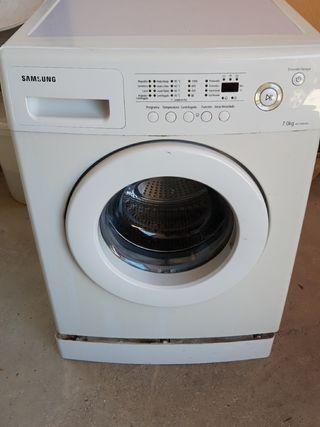 lavadora Samsung WF7700AW