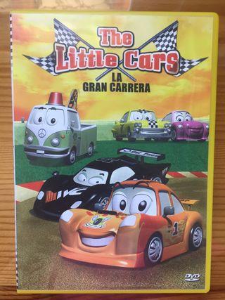 Película: The Little Cars; la gran carrera