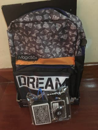 "Mochila iMagicBox ""Dream is Magic"""