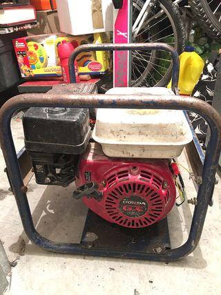 Grupo electrógeno generador Honda GX160