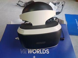 PlayStation VR + WORLDS