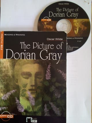 Inglés libro + CD The Picture of Dorian Gray