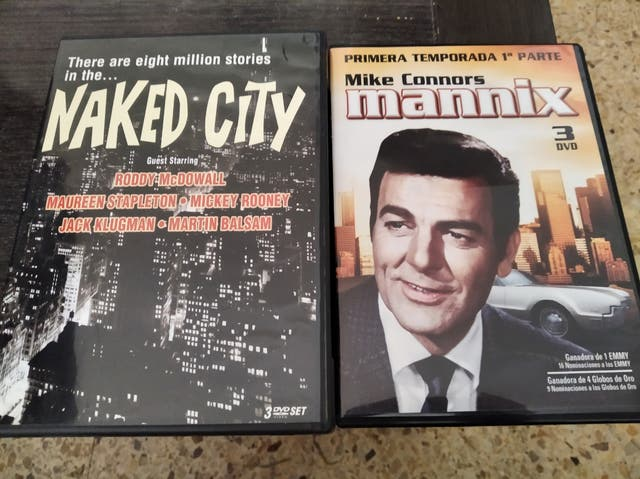 lote de 20 series de TV originales