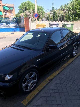 BMW Serie 3 e46 2002