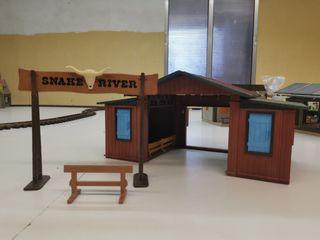Playmobil 3805 Snake River Ranch
