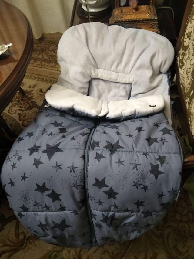 Saco bebé tuc tuc
