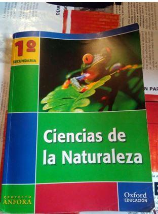 ciencias de la naturaleza 1 secundaria