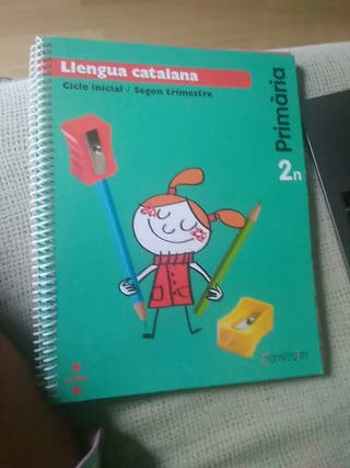 Lengua catalana de 2° primaria . Construim