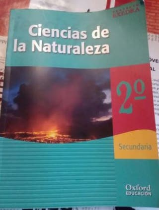 ciencias de la naturaleza 2 secundaria