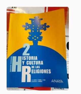 historia y cultura de las religiones 2 secundaria