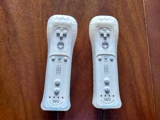 2 mandos Wii U Motion Plus originales