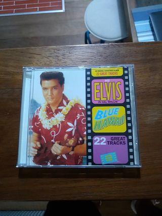 CD Elvis Presley. Blue Hawaii