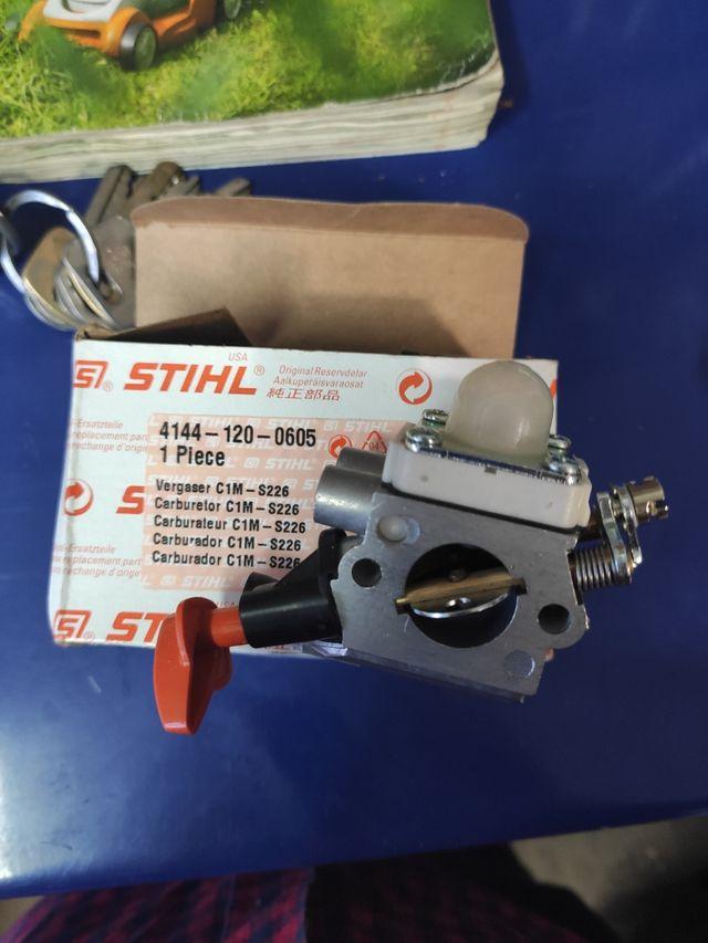 carburador original Stihl fs56 y fs70