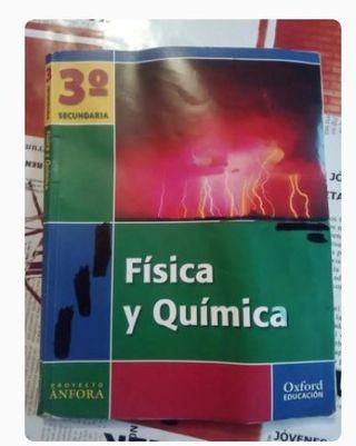 fsica y quimica 3 secundaria